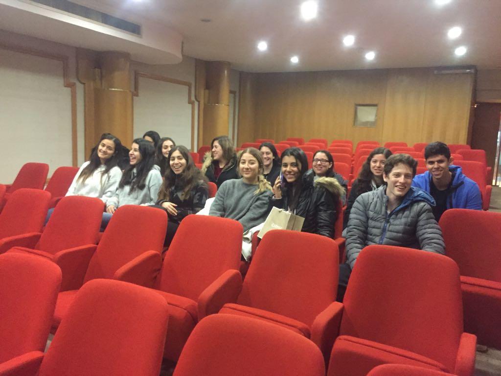 יום עיון מגמת צרפתית בבר-אילן ינואר 2018