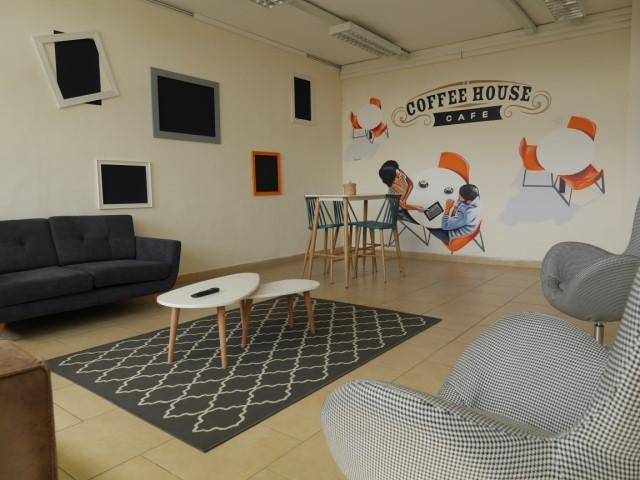 גלריית חדשנות פדגוגית - הקומה השלישית
